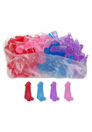 Pecker Pencil Tops 144 Per Bag Assorted Colors
