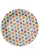 Candy Prints Dirty Dishes Mini Penis Style Paper Plates 7...